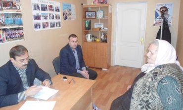 Нардеп провёл приём жителей в Сарате