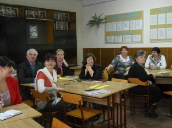 В Рени состоялся семинар для рукодителей школ
