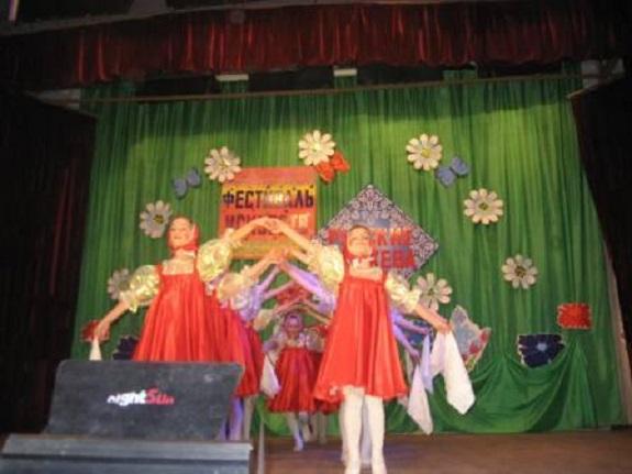 В Рени состоялся районный фестиваль русской культуры