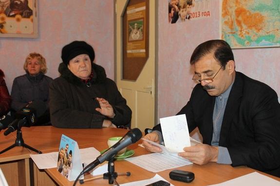 Нардеп провёл приём с жителями Арцизского и Тарутинского районов (ФОТО)