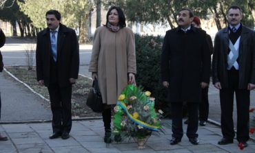 Нардеп и депутат облсовета побывали в Измаиле на праздновании освобождения Болгарии (ФОТО)