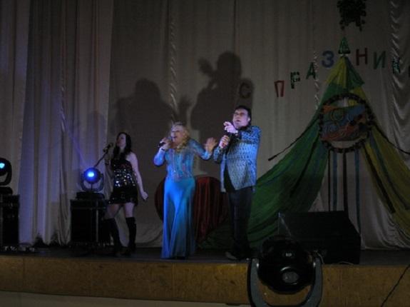 В Ренийском районе прошёл концерт народных артистов Билоножко