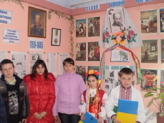 В Тарутино почтили память Тараса Шевченко