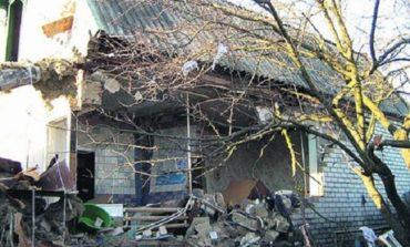 В Измаиле взорвался дом