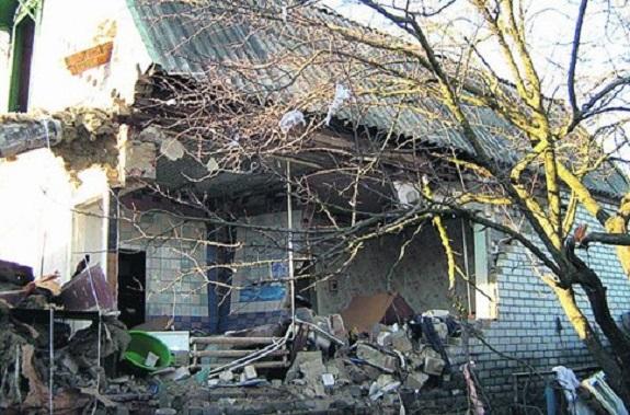 В Измаильском районе взорвался газ в доме, есть жертва