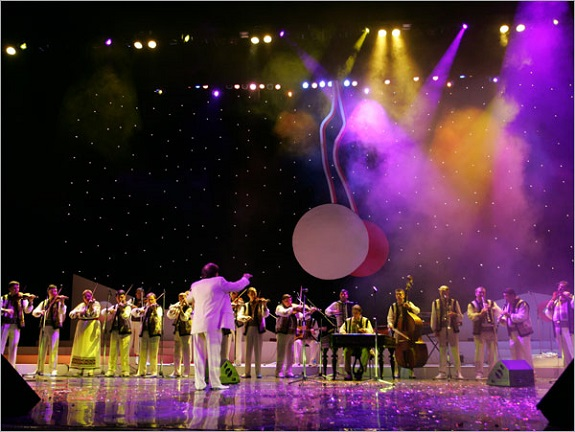 В Сарате состоялся областной фестиваль «Мерцишор»