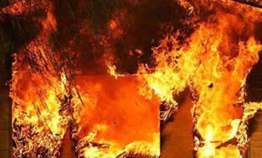 В Измаиле пожарные тушили сразу два дома