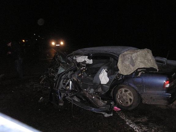 Авария на трассе «Одесса-Рени»: три человека погибли, ребёнок в больнице