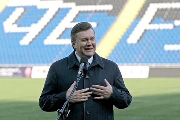 Янукович приедет в Одессу на матч сборных Украины и Молдавии — СМИ