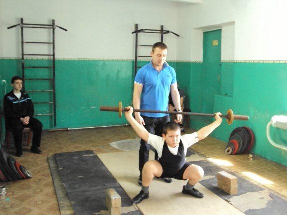 В Арцизе состоялся областной турнир по тяжёлой атлетике (ФОТО)