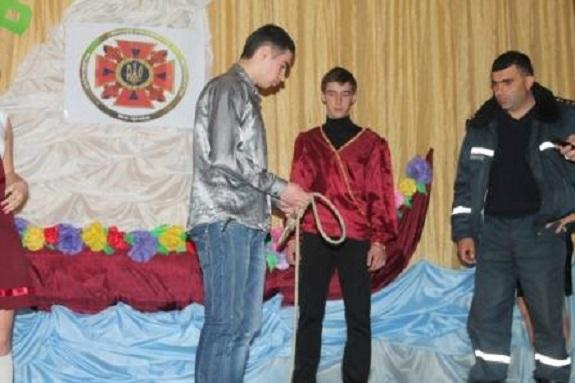 В Ренийском районе выбрали лучшую дружину юных пожарных