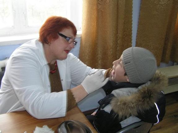 В Арцизском районе медики осмотрели школьников (ФОТО)