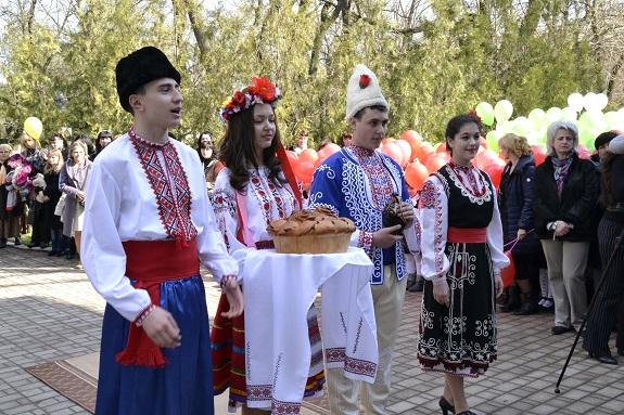Болградская гимназия имени Раковского празднует свой юбилей