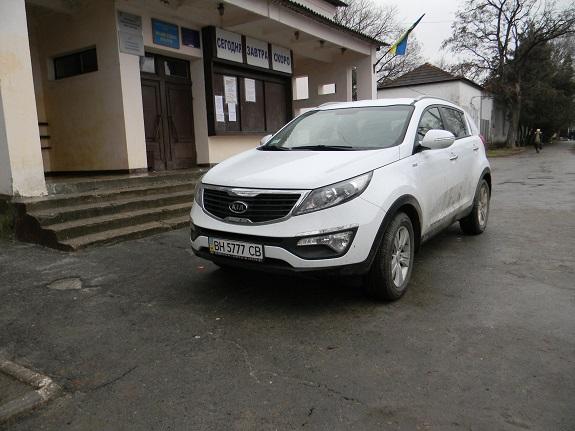 Самые «крутые» автомобили Болграда