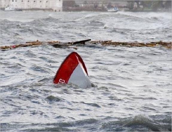 Белгород-днестровские пограничники спасли жизнь трём рыбакам