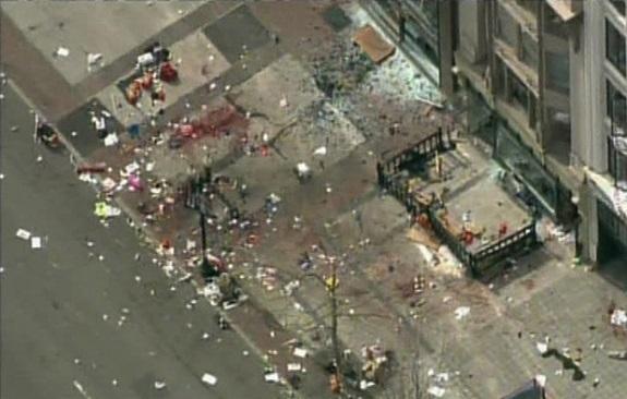 В Бостоне произошёл крупный терракт, есть погибшие