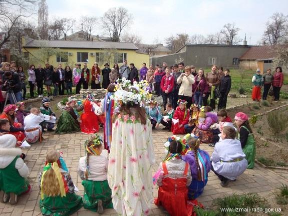 В Измаиле провели праздник птиц