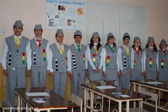 В Измаиле выбрали лучший отряд юных инспекторов движения