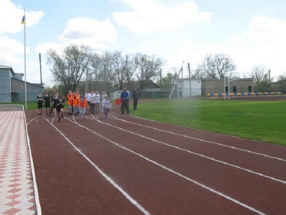 В Сарате открылся спортивный комплекс
