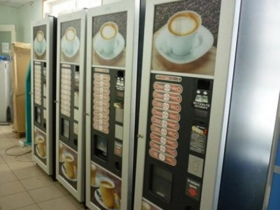 Тарутинец попался на мошенничестве с кофейными аппаратами