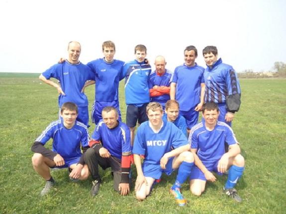 В Саратском районе определились финалисты кубка губернатора по футболу
