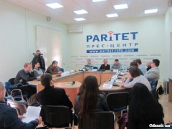 В Одессе прошло собрание клуба проекта «Украинская Федерация» по вопросам самоуправления