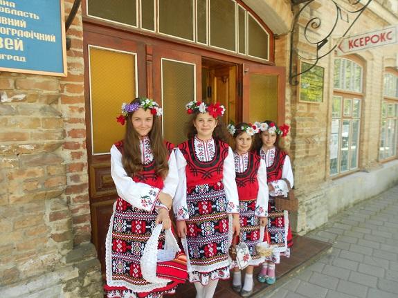 В Болграде отпраздновали Лазарев день (ФОТО)