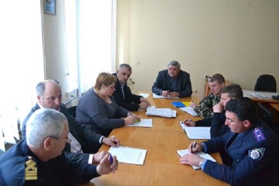 В Болграде обсудили проблему браконьерства на озере Ялпуг