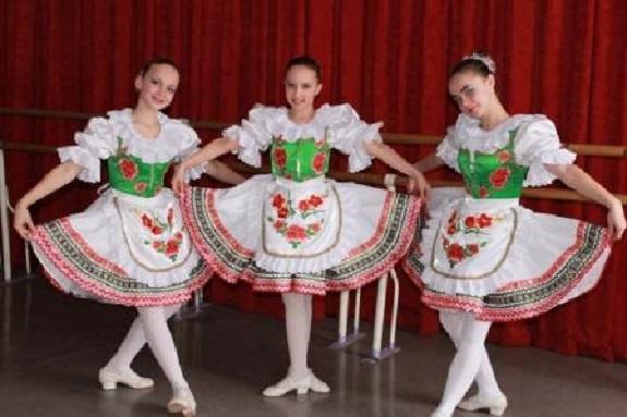 Ренийцы стали лауреатами областного конкурса юных танцоров