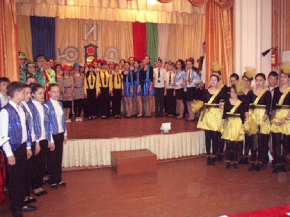В Болградском районе выбрали лучший отряд юных инспекторов движения