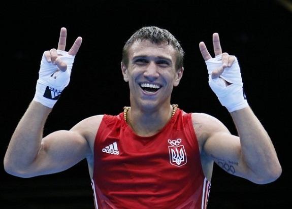 Василий Ломаченко стал лучшим спортсменом года в Украине