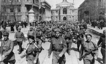 С Днём освобождения Одессы!