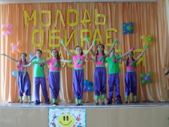 В Измаильском районе определили победителя фестиваля «Молодёжь выбирает здоровье»