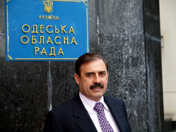 Антон Киссе признан самым активным депутатом-одесситом в Интернете
