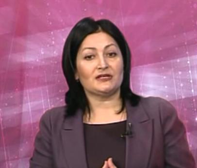 Мария Попова в программе «Роден край»