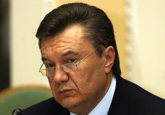 Янукович уволил главу Беляевской райгосадминистрации