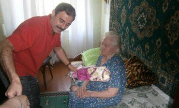 Нардеп поздравил ветерана Арциза с 9 Мая
