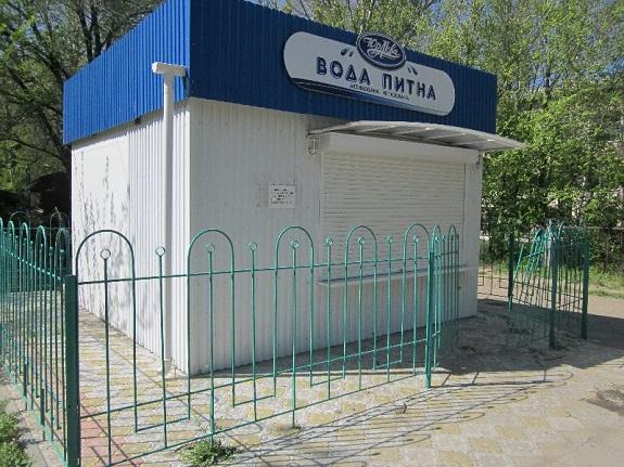 Арцизские школьники и дошкольники будут пить очищенную воду (ФОТО)