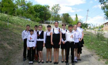 В Болградском районе продолжается акция «Георгиевская ленточка» (ФОТО)