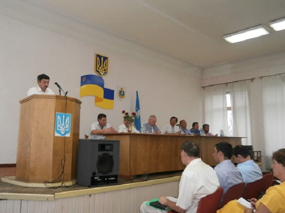 В Арцизе обсудили вопросы создания образовательных округов и коммунальных учреждений (ФОТО)