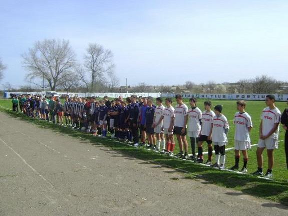 В Арцизском районе определился победитель турнира открытия сезона по футболу среди юношей (ФОТО)