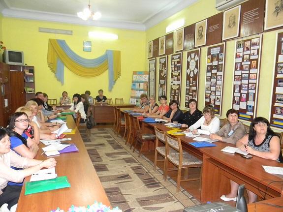 В Болградском районе методисты образования учились воспитывать детей (ФОТО)