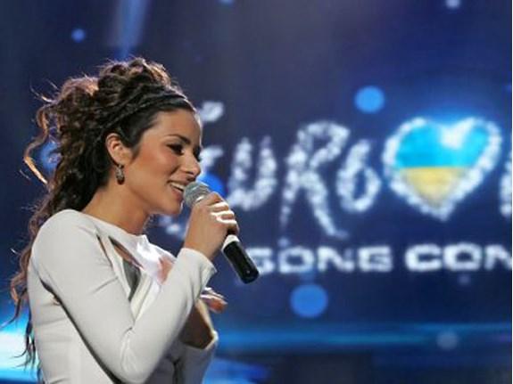 Украина заняла третье место на Евровидении-2013