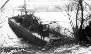 Дунайская флотилия в Великой Отечественной: от Килийского десанта до Вены
