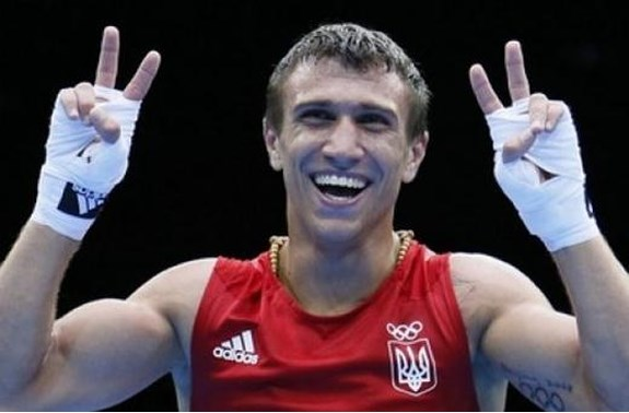 Боксёра Ломаченко пригласят провести бой на «Олимпийском»