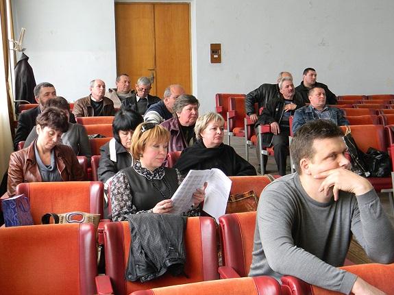 В Болграде обсудили концепцию реформирования местного самоуправления (ФОТО)