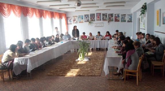 В Болградском районе состоялся областной семинар учителей болгарского языка и литературы