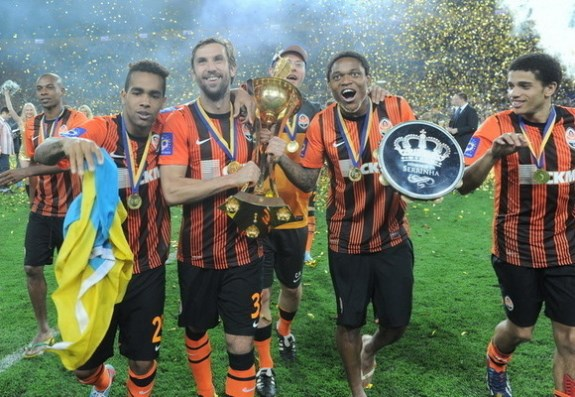 «Шахтёр» выиграл Кубок Украины (ВИДЕО)