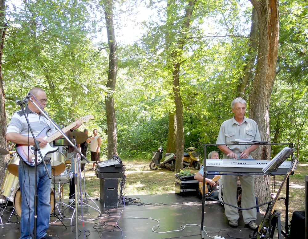 В Болграде отметили День музыканта (ФОТО)