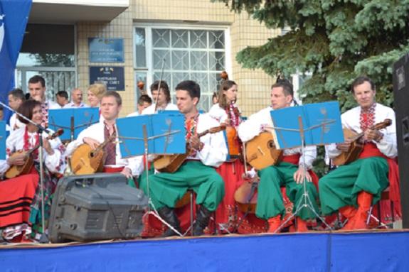 В Болграде прошёл международный фестиваль искусств